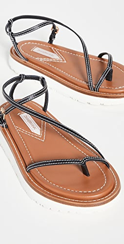 Zimmermann - Skinny Strap Sandals