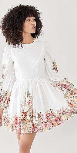 Zimmermann - Mae Mini Dress