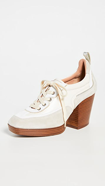 Zimmermann 厚底运动鞋