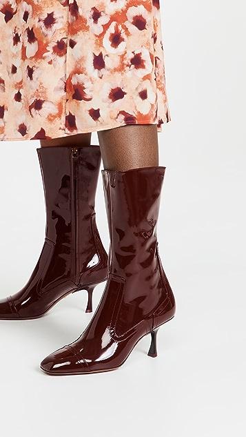 Zimmermann Patent Boots