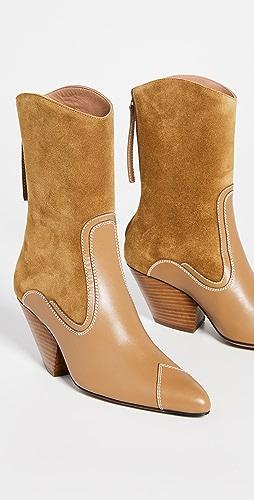 Zimmermann - 时尚牛仔靴
