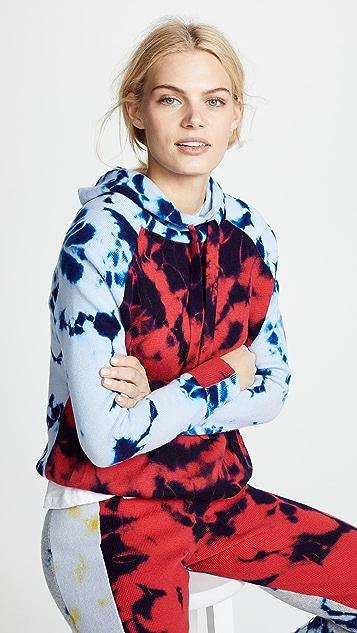 Zoe Jordan Tie Dye Hoodie
