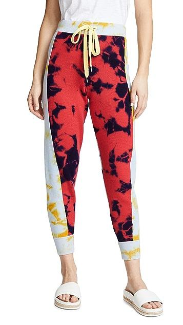 Zoe Jordan Tie Dye Sweatpants