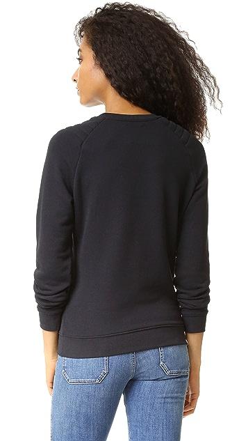 Zoe Karssen Loose Fit Raglan Sweater