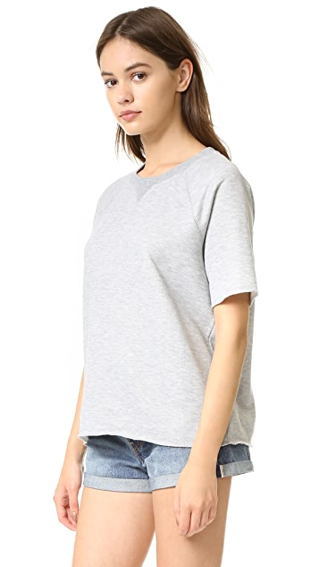 Zoe Karssen Loose Fit Raglan Sweater
