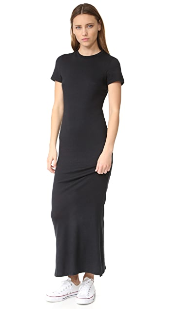 Zoe Karssen T-Shirt Maxi Dress