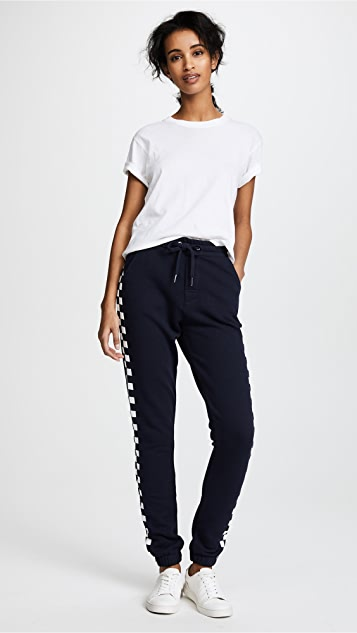 Zoe Karssen Checked Sweats