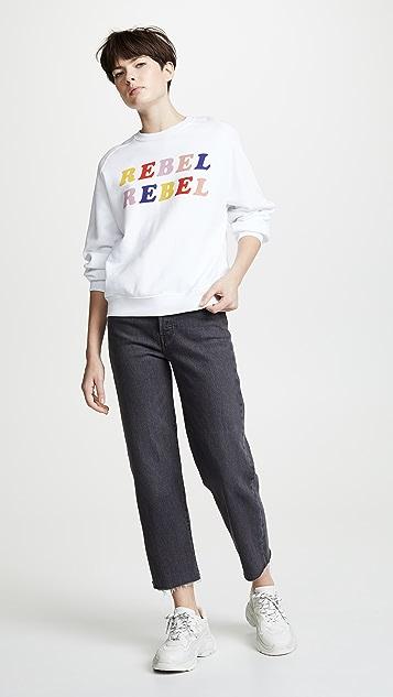 Zoe Karssen Balloon Fit Sweatshirt