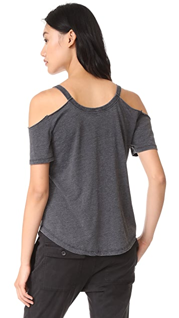 Z Supply The Cold Shoulder Tee 2 Pack