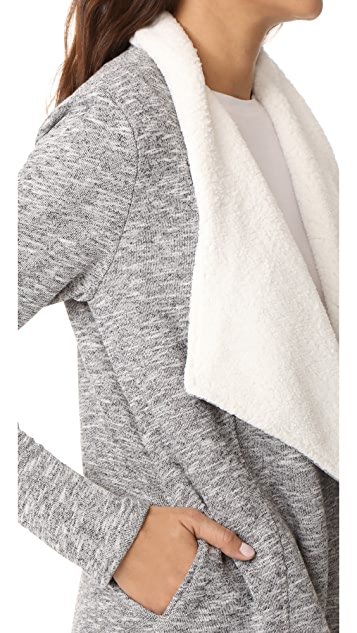 Z Supply The Sherpa Sweater Cardigan