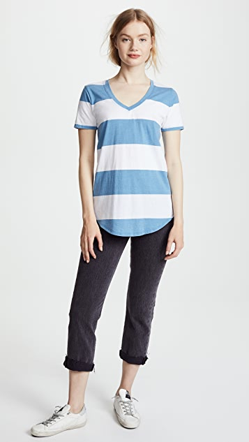 Z Supply The Venice Stripe Tee 2 Pack