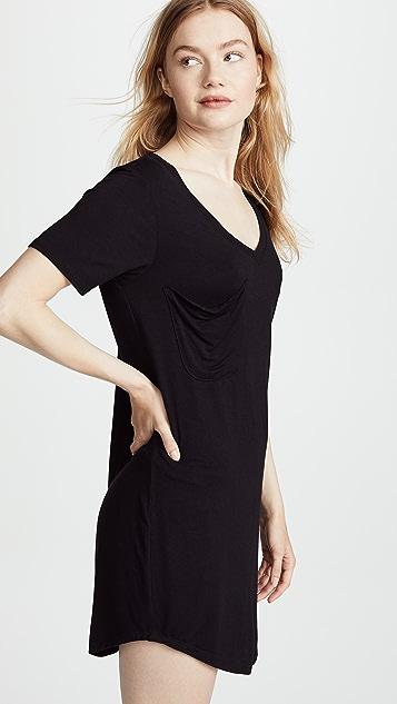 Z Supply The Pocket Tee Dress