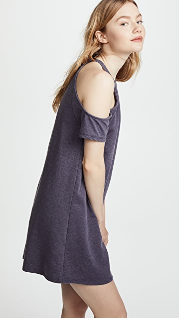 Z Supply The Cold Shoulder Dress