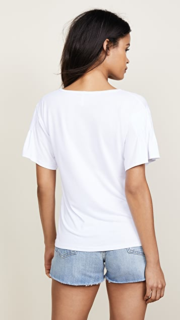 Z Supply The Ruffle Tee 2 Pack