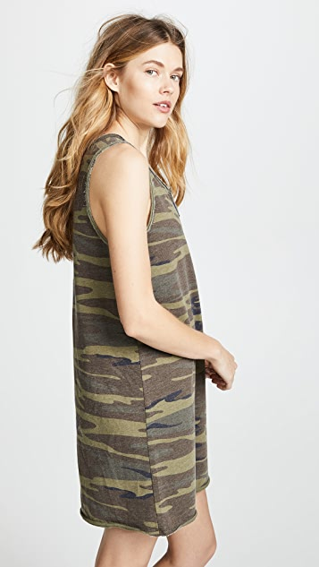 Z Supply Camo Tank Dress
