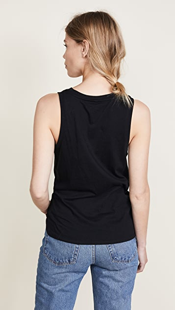 Z Supply Twist Front Tank Top