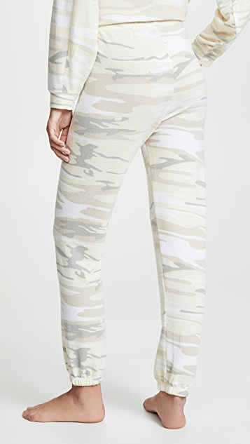 Z Supply Lux Camo Joggers