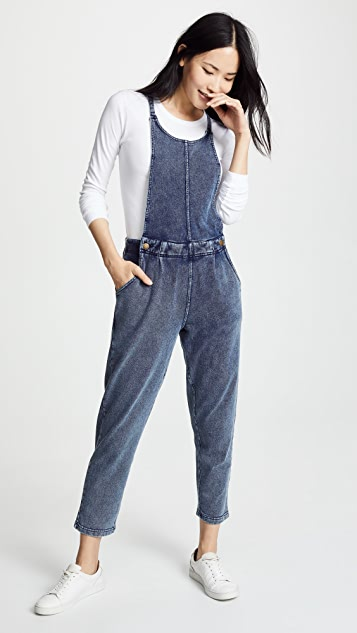 Z Supply The Knit Overalls