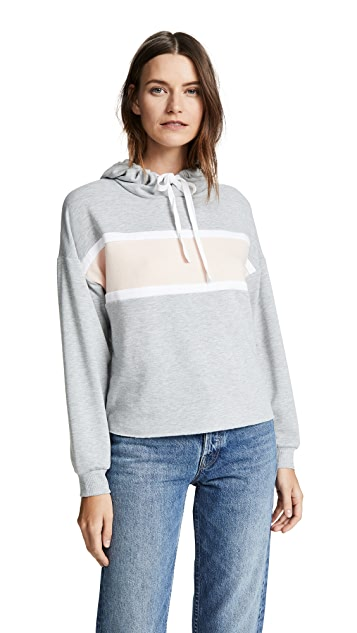Z Supply The Feathered Fleece Hoodie