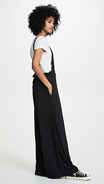Z Supply The Bib Front Jumpsuit
