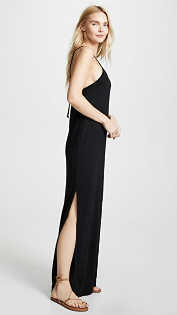 Z Supply The Halter Maxi Dress