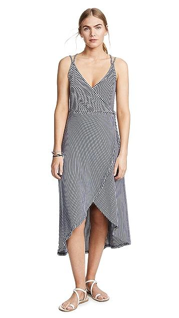 Z Supply Платье с запахом Capri