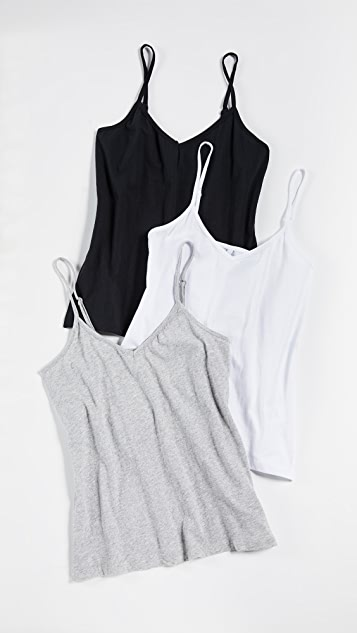 Z Supply Perfect Cami 3 Pack