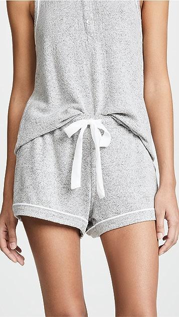 Z Supply Menswear Pajama Shorts