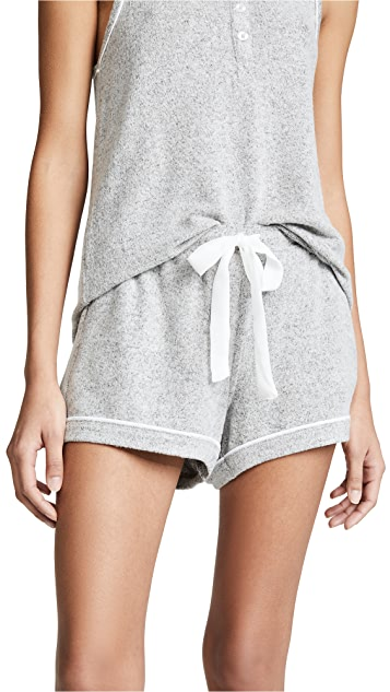 Z Supply Menswear Pajama Shorts