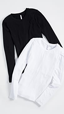 The Perfect Long Sleeve Tee Pack