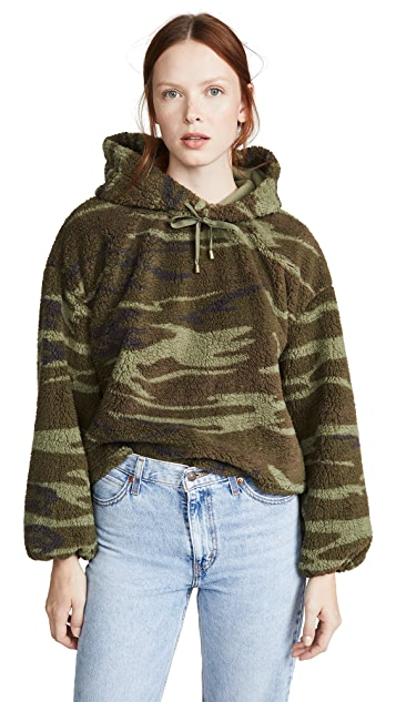 Z Supply The Sherpa Pullover Hoodie