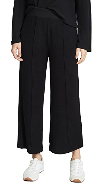 Z Supply The Marled Wide Leg Pants