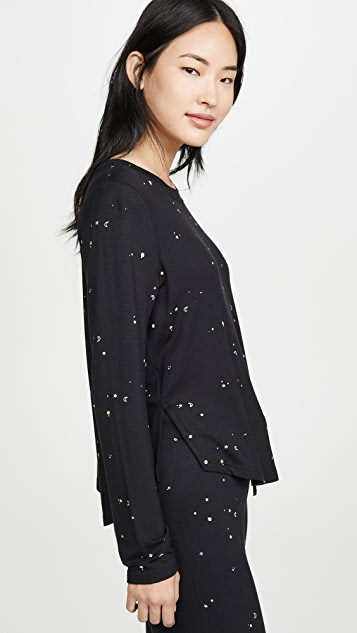 Z Supply The Galaxy Long Sleeve Top