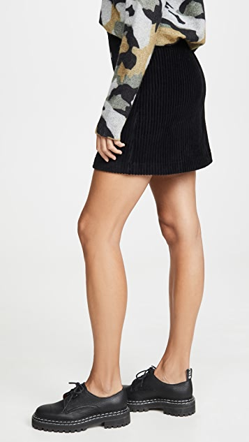 Z Supply Cord Skirt