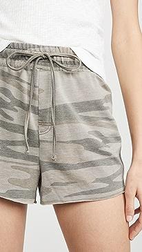 The Camo Shorts