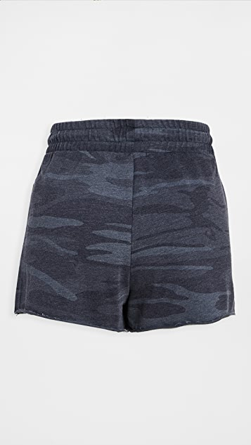 Z Supply The Camo Shorts