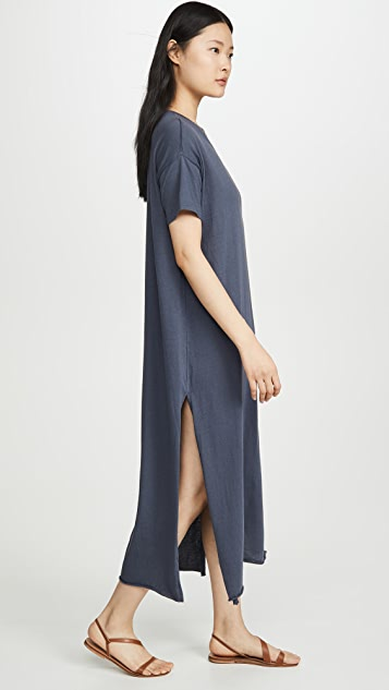 Z Supply Side Slit Knot Dress