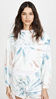 Z Supply Tie Dye Pullover
