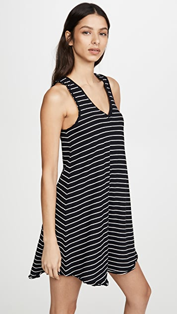 Z Supply Yuma Stripe Breezy Dress