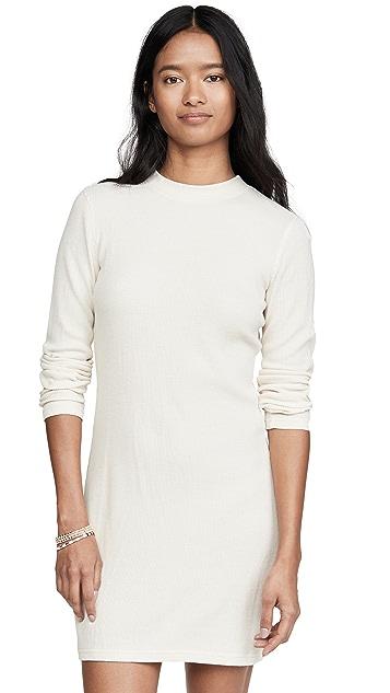 Z Supply Утепленное платье с длинными рукавами