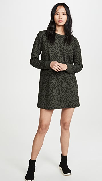 Z Supply Leopard Shift Dress