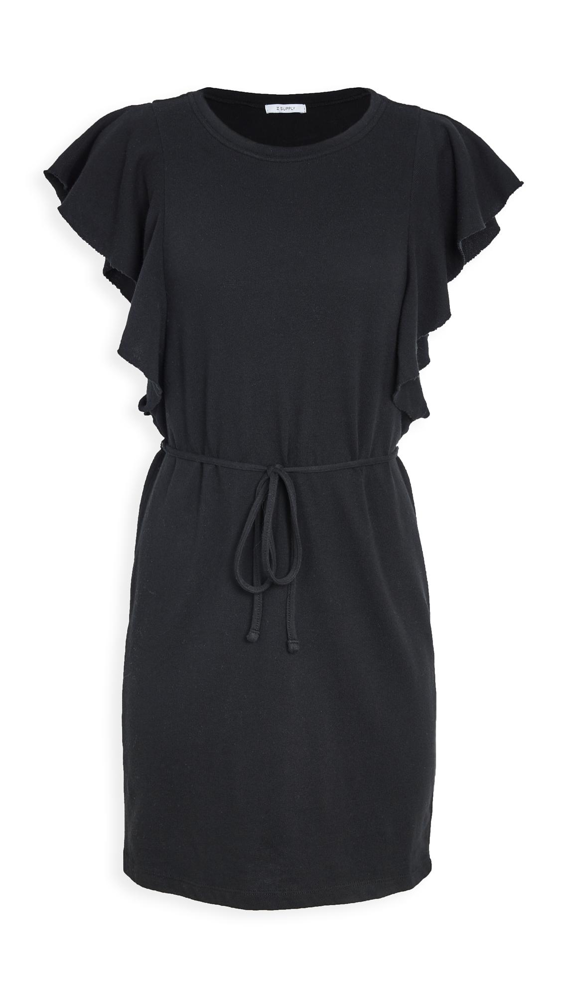 Z Supply Capri Ruffle Dress