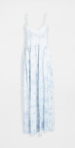 Z Supply - Hazy Tie Dye Maxi Dress