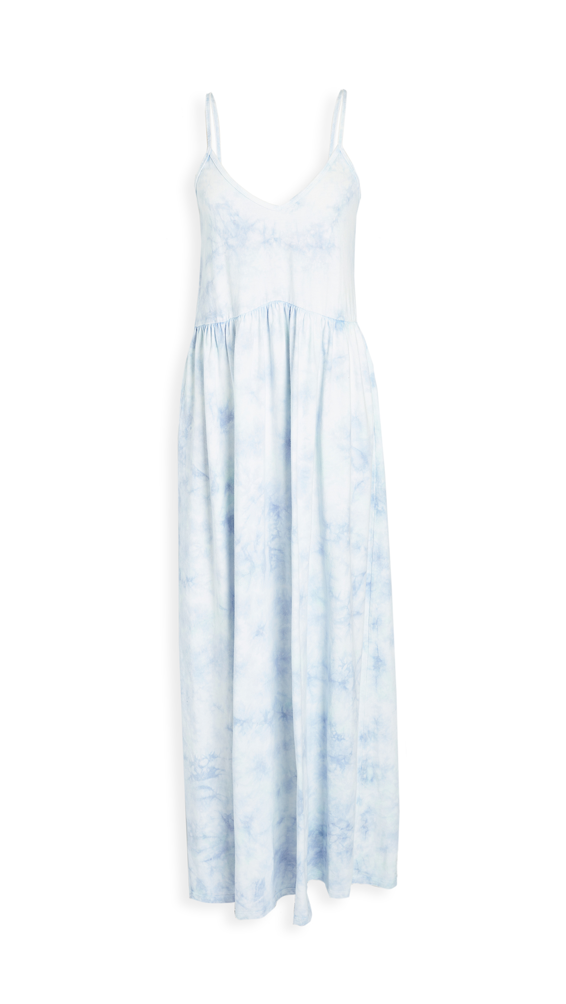 Z Supply Hazy Tie Dye Maxi Dress