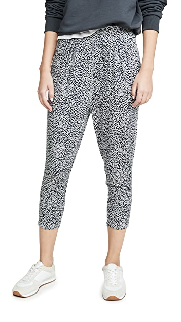 Z Supply Leopard Pants
