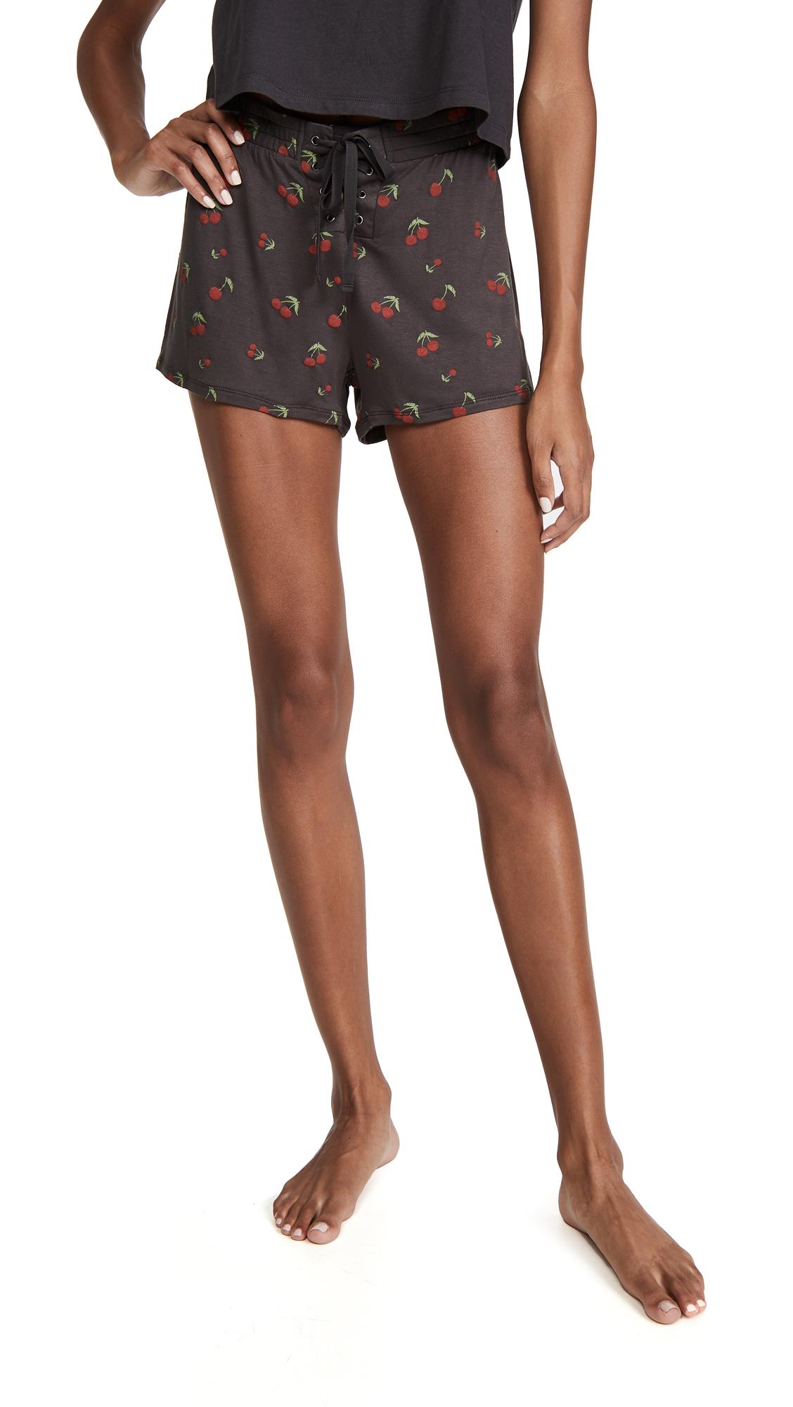 Z Supply Cherry Shorts