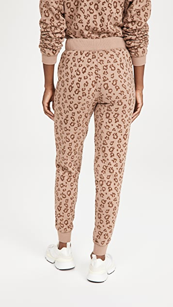 Z Supply The Animal Flocked Joggers