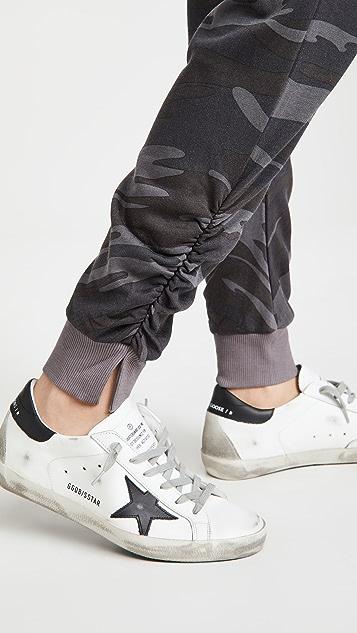 Z Supply Jordan 迷彩慢跑长裤