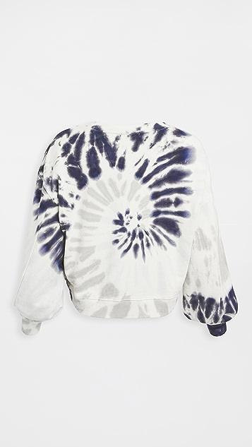 Z Supply Tie Dye Pullover