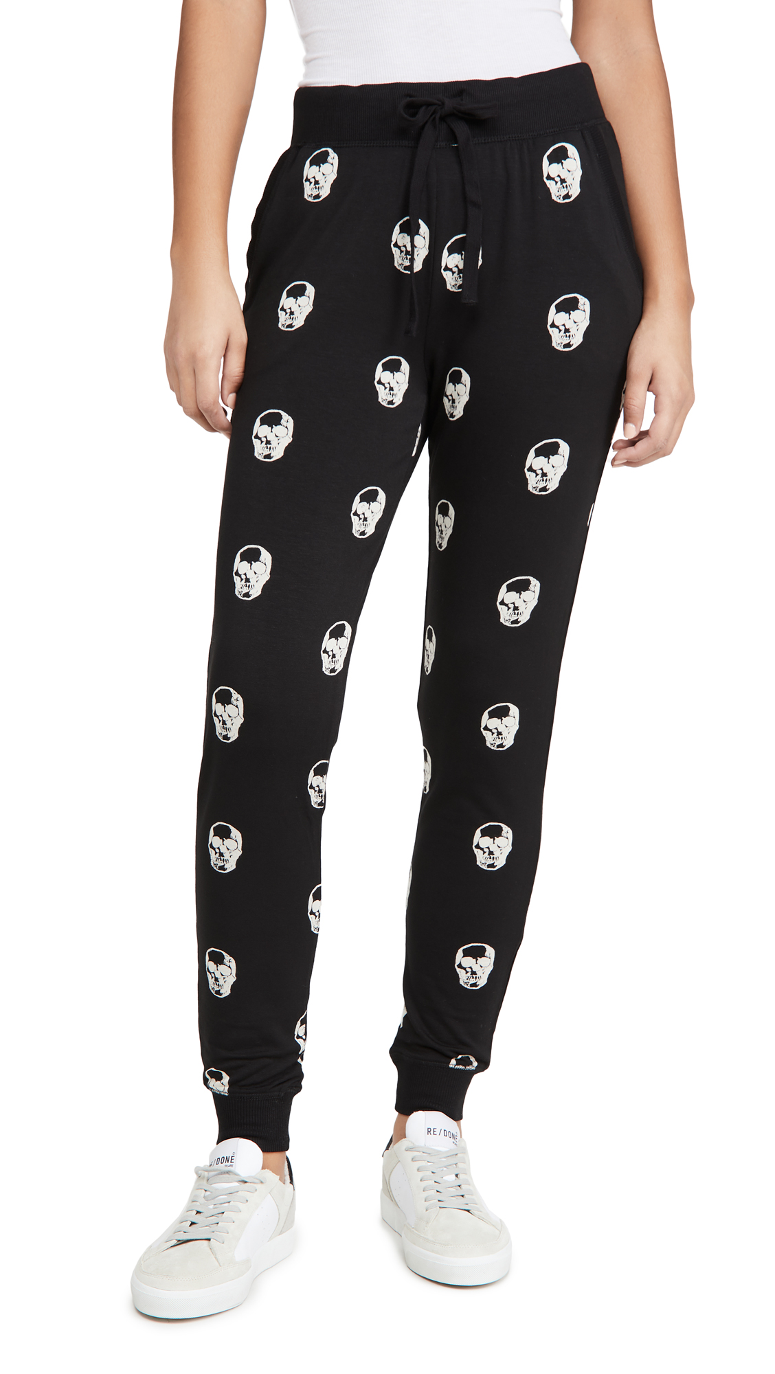 Z Supply Skull Jogger Pants